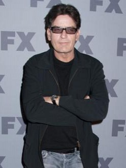 Charlie Sheen lost virginity to prostitute at 15