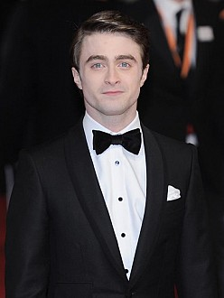 Daniel Radcliffe was envious of other actors