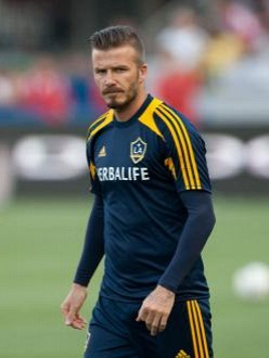 David Beckham wants kids to stay in LA