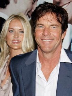 Dennis Quaid and Kimberly Buffington-Quaid