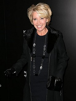 Emma Thompson at The National Board Of Review Awards Gala