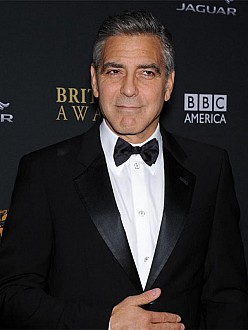 George Clooney to marry at Downton Abbey?