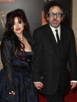 Helena Bonham Carter on Tim Burton and Johnny Depp relationship