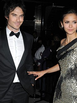 Nina Dobrev and Ian Somerhalder back together?