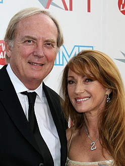 James Keach and Jane Seymour
