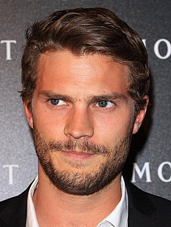 Jamie Dornan didn't do well with girls at school