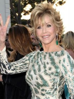 Jane Fonda is not afraid of death