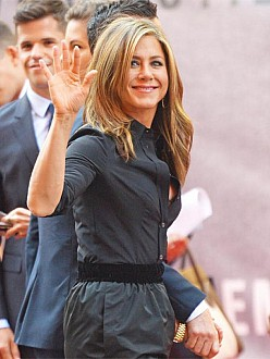 Jennifer Aniston at `The Leftovers` premiere