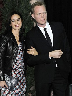 Jennifer Connelly found working with husband 'strange'