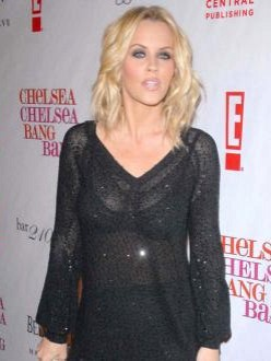 Jenny McCarthy sent nude picture to dentist