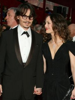Johnny Depp relieved after Vanessa Paradis split