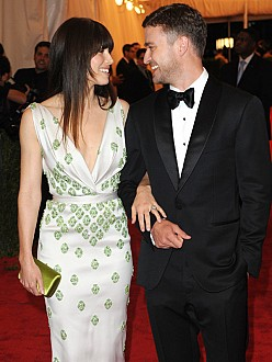 Jessica Biel  Justin Timberlake on Justin Timberlake And Jessica Biel Marry   News