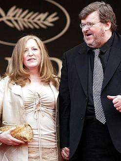 Michael Moore gets divorced