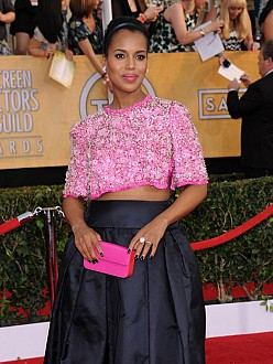 Kerry Washington thanks fans for messages
