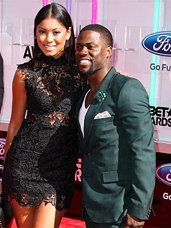 Kevin Hart is engaged