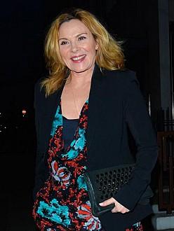 Kim Cattrall urges women to 'claim' menopause « Celebrity Gossip ...  Kim Cattrall