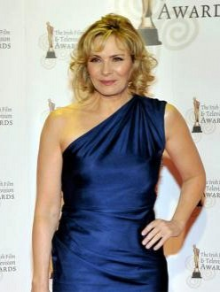 Kim Cattrall's constant diet