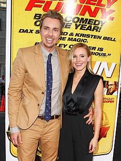 Kristen Bell and Dax Shepard marry