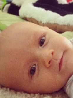 Kristin Cavallari`s son Jaxon (C) Kristin Cavallari