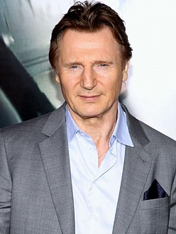Liam Neeson is scared of heights