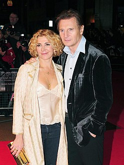 Liam Neeson Still Struggles With Wife S Death Celebrity