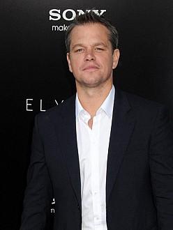 Matt Damon: I don't need money to have fun