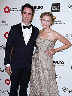 Matthew Cooke and Maggie Grace