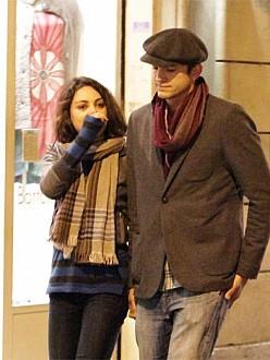 Mila Kunis wants natural birth