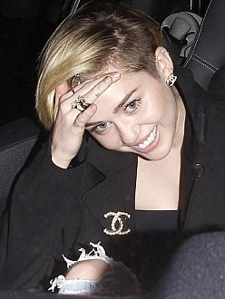 Miley Cyrus ends fling with Kellan Lutz