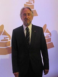 Neil Portnow at the Grammy Awards
