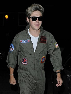 Niall Horan as Maverick