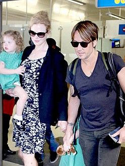 Nicole Kidman's kids keep her 'pretty sane'