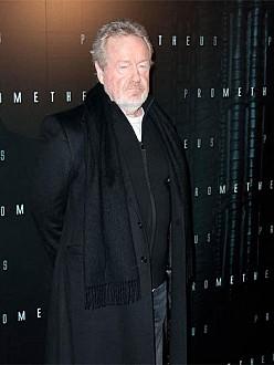 Ridley Scott misses brother Tony Scott