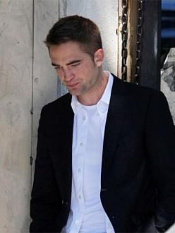 Robert Pattinson has improved his hygiene
