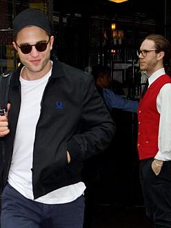Robert Pattinson 'falls hard' for new love