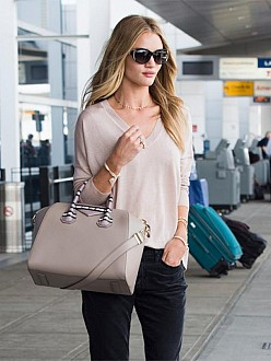 Rosie Huntington-Whiteley wants a different career