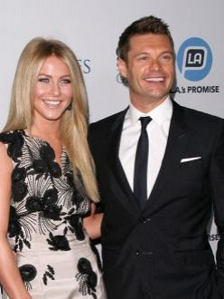 Julianne Hough and Ryan Seacrest split