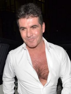 Simon Cowell stages sea rescue