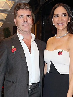 Simon Cowell with Lauren Silverman at 24th Music Industry Trusts Awards