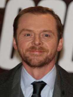 Simon Pegg still loves pubs