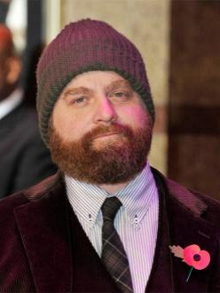 Zach Galifianakis is to marry Quinn Lundberg