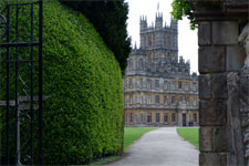 Downton Abbey's Exquisite Filming Locations Poster