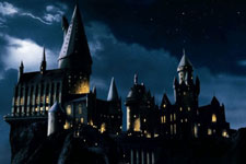 11 Fun Harry Potter Movie Facts Poster