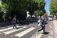 Yesterday/The Beatles: Filming & Fan Sites Poster