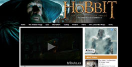 The Hobbit movie site