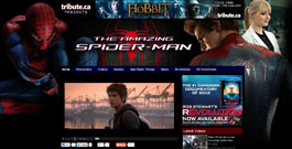Spider-Man movie site