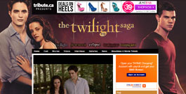 The Twilight Saga movie site