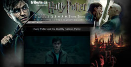 Harry Potter movie site