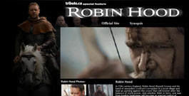 Robin Hood movie site
