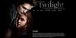 Twilight movie site